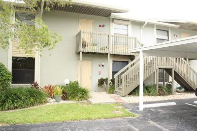 Cape Coral Condo/Townhouse For Sale: 4708 SW 8th Pl #101