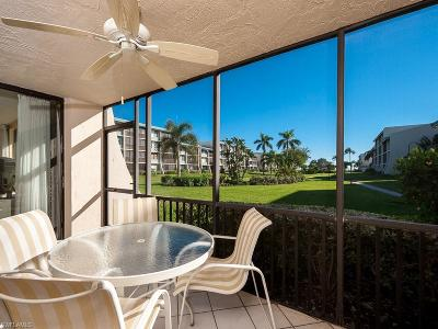 Captiva, Sanibel Condo/Townhouse For Sale: 979 E Gulf Dr #C351