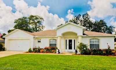 Lehigh Acres Rental For Rent: 1500 E 4th St