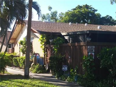 Fort Myers Condo/Townhouse For Sale: 17334 Timber Oak Ln