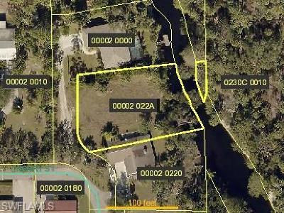 Bonita Springs Residential Lots & Land For Sale: 11084 Cherry Dr