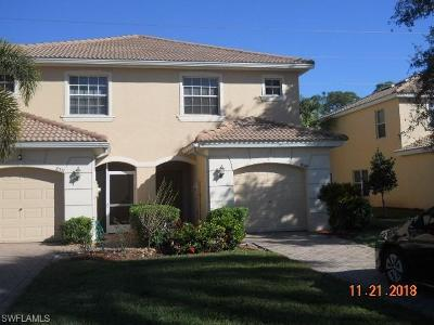 Lehigh Acres Single Family Home For Sale: 8549 Athena Ct