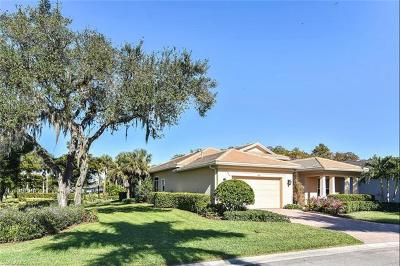 Fort Myers Single Family Home For Sale: 13701 Woodhaven Cir