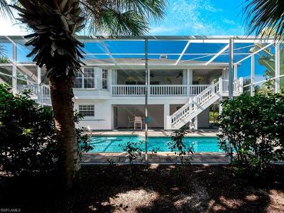 Captiva, Sanibel Single Family Home For Sale: 446 Surf Sound Ct