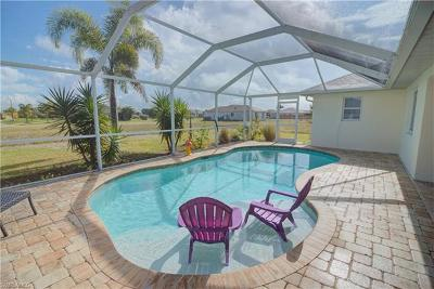 Cape Coral Single Family Home For Sale: 821 NW 20th Ave