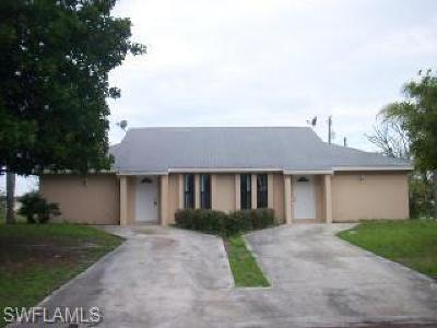 Cape Coral FL Multi Family Home For Sale: $189,000
