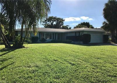 Bonita Springs, Cape Coral, Fort Myers, Fort Myers Beach Single Family Home For Sale: 1456 Tanglewood Pky