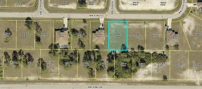 Cape Coral Residential Lots & Land For Sale: 3614 NW 43rd St