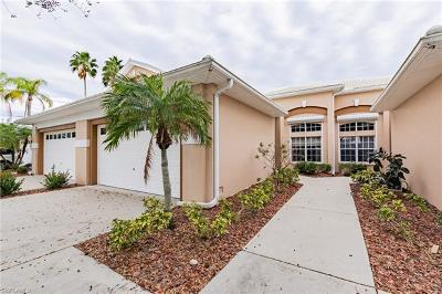 Fort Myers Condo/Townhouse For Sale: 8672 Franchi Blvd