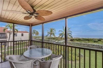 Captiva, Sanibel Condo/Townhouse For Sale: 845 E Gulf Dr #522