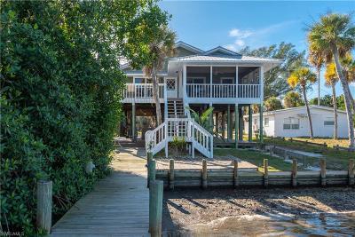 Placida Single Family Home For Sale: 8538 Little Gasparilla Island