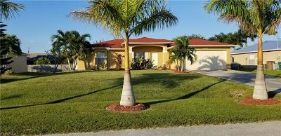 Cape Coral Single Family Home For Sale: 2505 SW 31st St