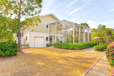Sanibel Single Family Home For Sale: 9307 Dimmick Dr
