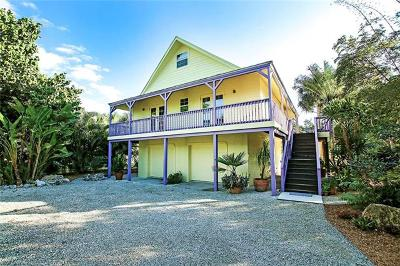 Sanibel, Captiva Single Family Home For Sale: 724 Rabbit Rd