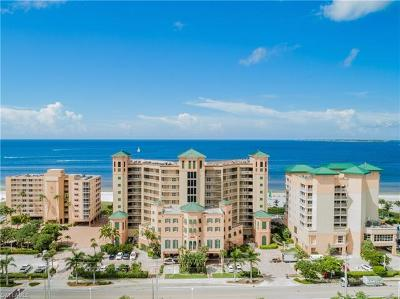 Fort Myers Beach Condo/Townhouse For Sale: 200 Estero Blvd #P13
