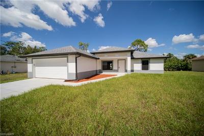 Fort Myers Single Family Home For Sale: 3714 Tareco St