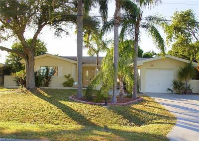 Cape Coral, Fort Myers, North Fort Myers Single Family Home For Sale: 5142 Glade Ct