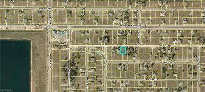 Cape Coral Residential Lots & Land For Sale: 528 NW 7th Ter