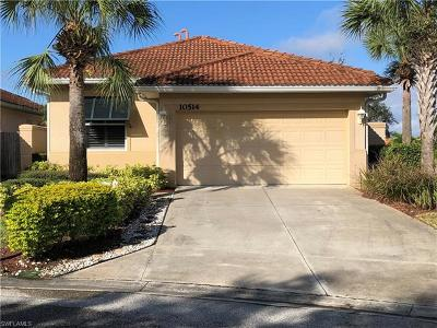 Fort Myers Condo/Townhouse For Sale: 10514 Avila Cir