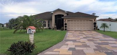 Fort Myers Single Family Home For Sale: 207 Manasota St