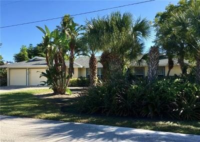 Sanibel Single Family Home For Sale: 1050 White Ibis Dr