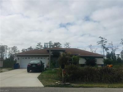Lehigh Acres FL Single Family Home For Sale: $179,900