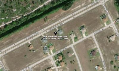 Cape Coral Residential Lots & Land For Sale: 604 Wilmington Pky