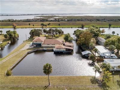 Glades County Single Family Home For Sale: 2638 County Road 721 Loop
