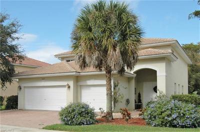 Fort Myers Single Family Home For Sale: 6517 Plantation Preserve Cir N