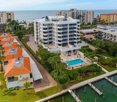 Naples Condo/Townhouse For Sale: 3100 Gulf Shore Blvd N #601