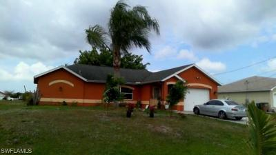 Cape Coral Single Family Home For Sale: 1316 NE 23rd Ave
