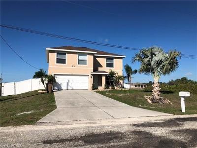 Lehigh Acres Single Family Home For Sale: 918 Marilyn Ave S