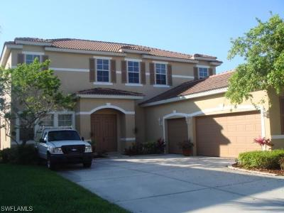 Lee County Single Family Home For Sale: 2581 Sawgrass Lake Ct