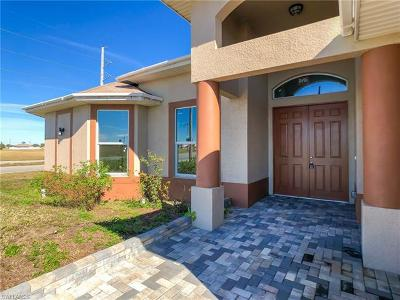 Cape Coral Single Family Home For Sale: 2331 Nelson Rd N
