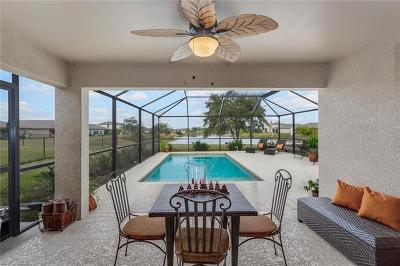 Lehigh Acres Single Family Home For Sale: 314 Shadow Lakes Dr