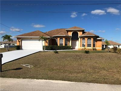 Lehigh Acres Single Family Home For Sale: 4304 21st St SW