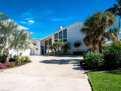 Sanibel Single Family Home For Sale: 9094 Mockingbird Dr