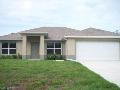 Lehigh Acres FL Single Family Home For Sale: $204,900