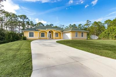 Lehigh Acres Single Family Home For Sale: 909 Cortez Ave