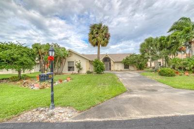 Bonita Springs Single Family Home For Sale: 3732 Saybrook Pl
