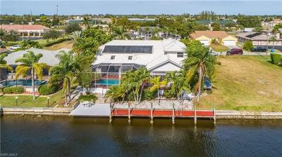Cape Coral FL Single Family Home For Sale: $639,000