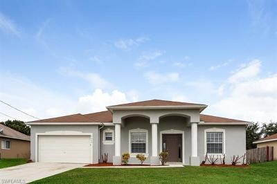 Cape Coral Single Family Home For Sale: 2209 NE 23rd Ter