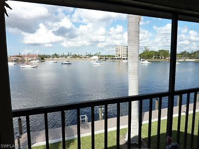 Cape Coral Condo/Townhouse For Sale: 5103 Sunnybrook Ct #6
