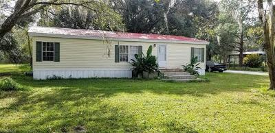 Clewiston FL Mobile/Manufactured For Sale: $119,900
