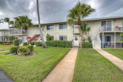 Naples Condo/Townhouse Pending With Contingencies: 208 Palm Dr #44-3