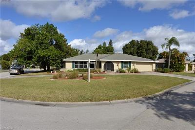 Fort Myers Single Family Home For Sale: 1449 Reynard Dr