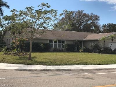Fort Myers Single Family Home For Sale: 1592 Manchester Blvd