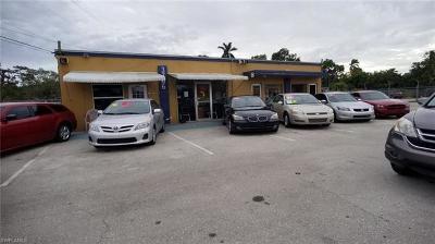 Fort Myers Commercial For Sale: 3768 Palm Beach Blvd