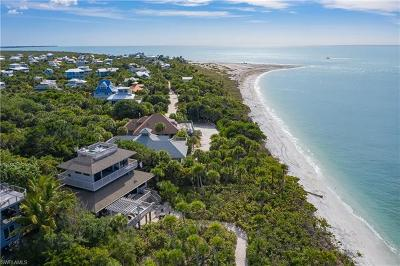 Captiva Single Family Home For Sale: 478 Gulf Bend Dr