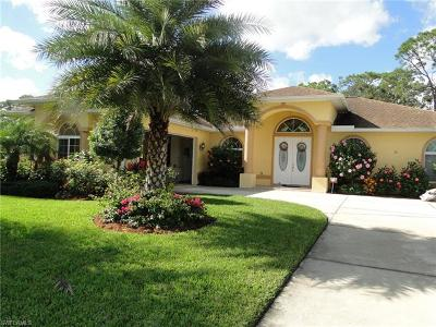 Lehigh Acres Single Family Home For Sale: 209 Greenwood Ave